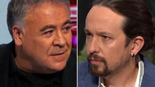 """Rifirrafe entre Iglesias y Ferreras: """"Yo no estoy aquí para responder preguntas"""""""