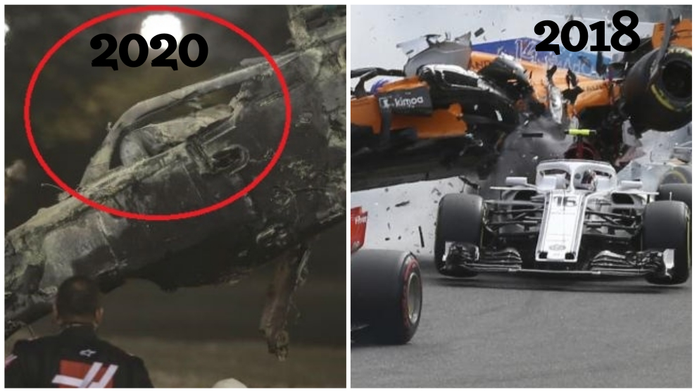 Grosjean 'saw death coming' in fiery Bahrain crash, eyeing Abu Dhabi return