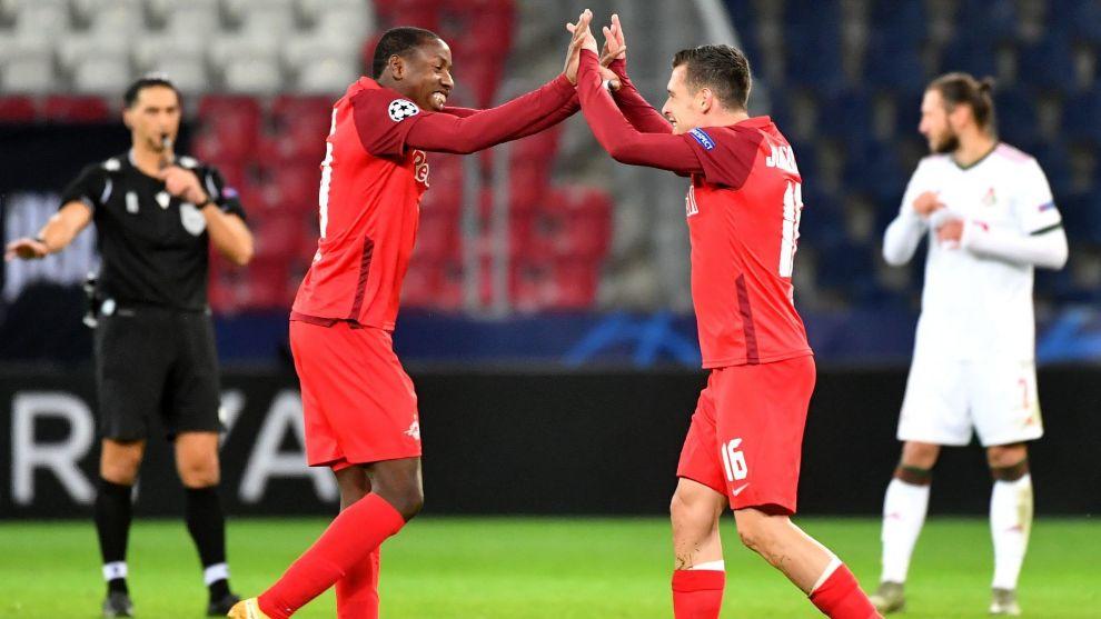 El Atlético también juega en Moscú