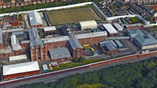 Ian Trainer murió cuando estaba en la cárcel de HMP Liverpool  por...
