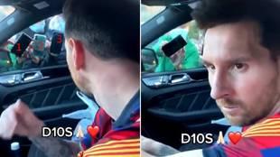 Messi y la parte más difícil de ser futbolista