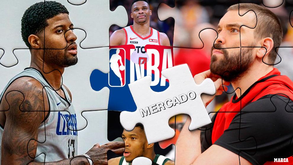 Rumores, traspasos y fichajes NBA 2020: Los Lakers suman efectivos a la espera a Davis