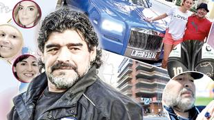 La herencia de Maradona.