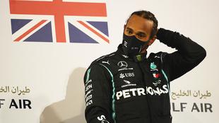 Lewis Hamilton se pierde el Gran Premio de Bahrein