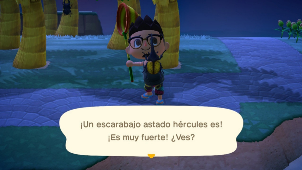 Novedades en Animal Crossing, bichos, peces y más criaturas
