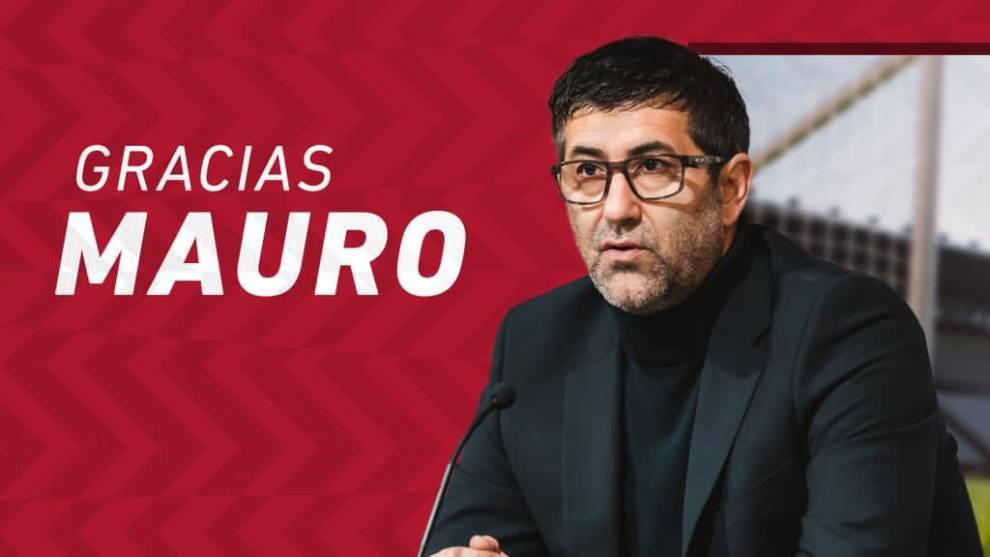 Comienzan a rodar cabezas en Albacete: Mauro se va y llega Toni
