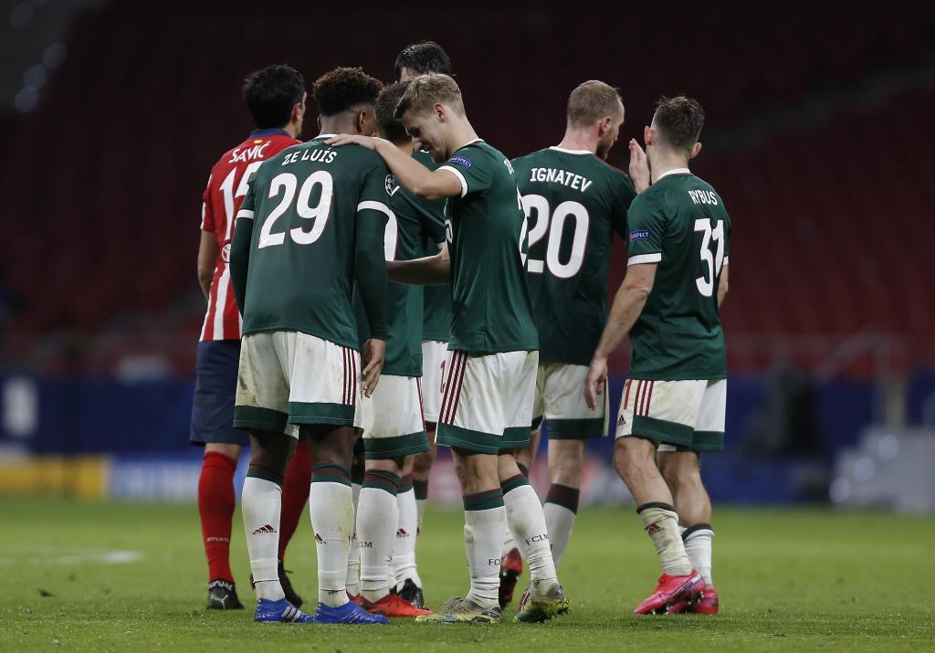 Lokomotiv- Salzburgo, en directo: el Atlético, pendiente