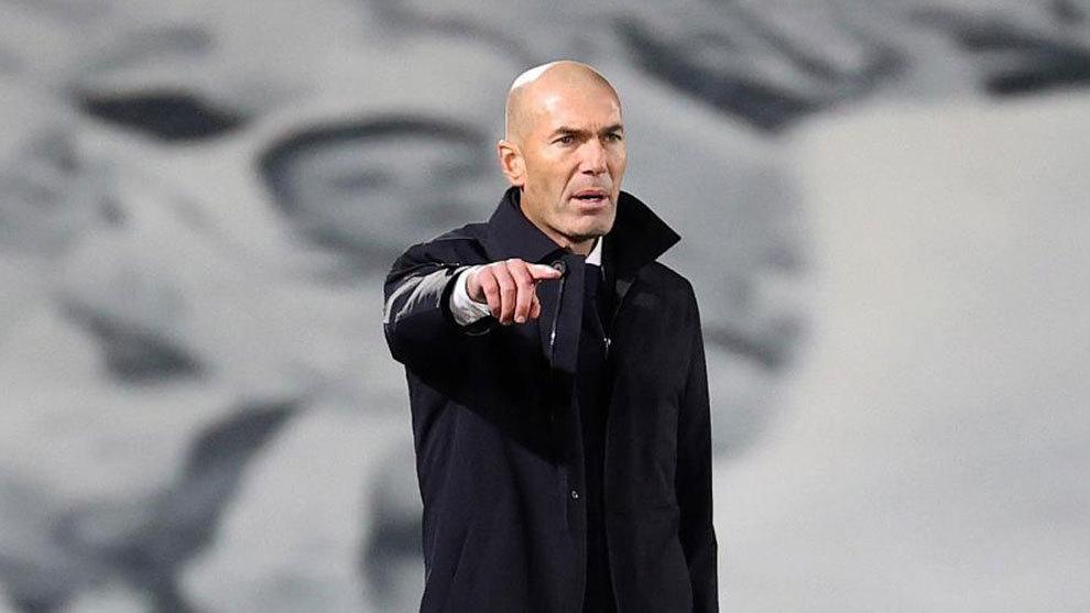 ¿Qué culpa tiene Zidane?