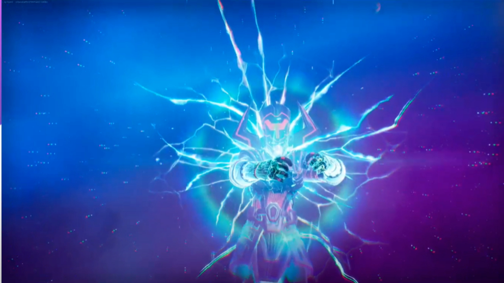 Evento Fortnite Galactus: explicación del final