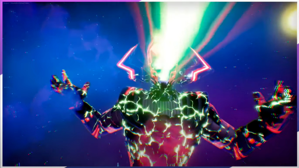Evento Fortnite Galactus: temporada 5