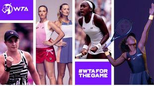 La WTA cambia su imagen coorporativa