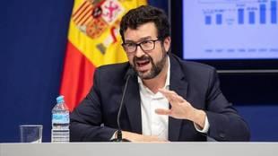 Joaquín Pérez Rey, Secretario de Estado de Empleo