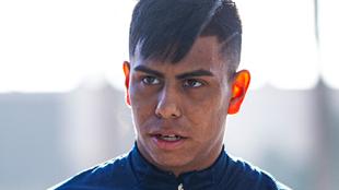 Álvarez fue subcampeón del mundo con México en la categoría sub 17...