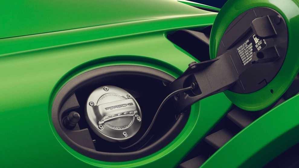 Combustibles sintéticos de Porsche: la solución para alargar la vida del 911