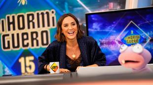 Tamara Falco - Pablo Motos - El Hormiguero