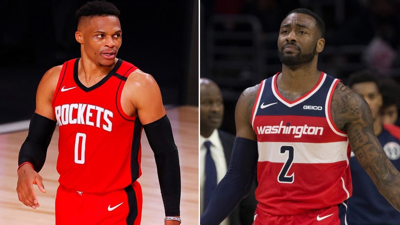 NBA | Mercado de fichajes: Bombazo en la NBA: Westbrook se va a los Wizards  a cambio de John Wall | Marca.com