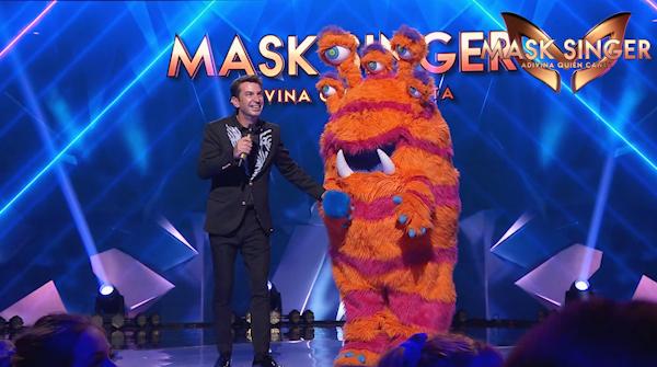 Mask Singer - gala 5 - Fernando Tejero - Jorge Lorenzo - Cuervo.