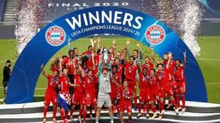 Cambios en la Champions League en 2024