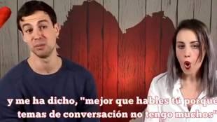 Alberto y Patricia acabaron no acabaron su cita de la mejor forma...