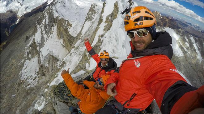 La Sociedad Geográfica La Exploradora premia a los Pou por sus expediciones