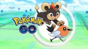 La Sexta Generación llega a Pokémon GO a través de un evento.