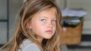 La nueva faceta de la 'niña más guapa del mundo'... ¡15 años después!