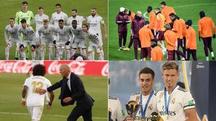 Los cinco pecados de Zidane