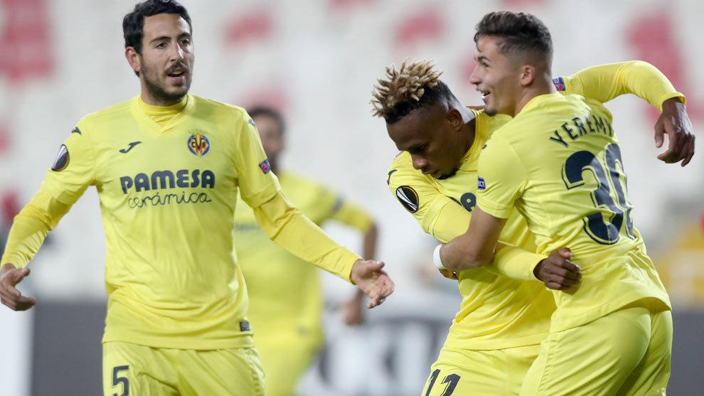 Chukwueze resuelve la clasificación del Villarreal