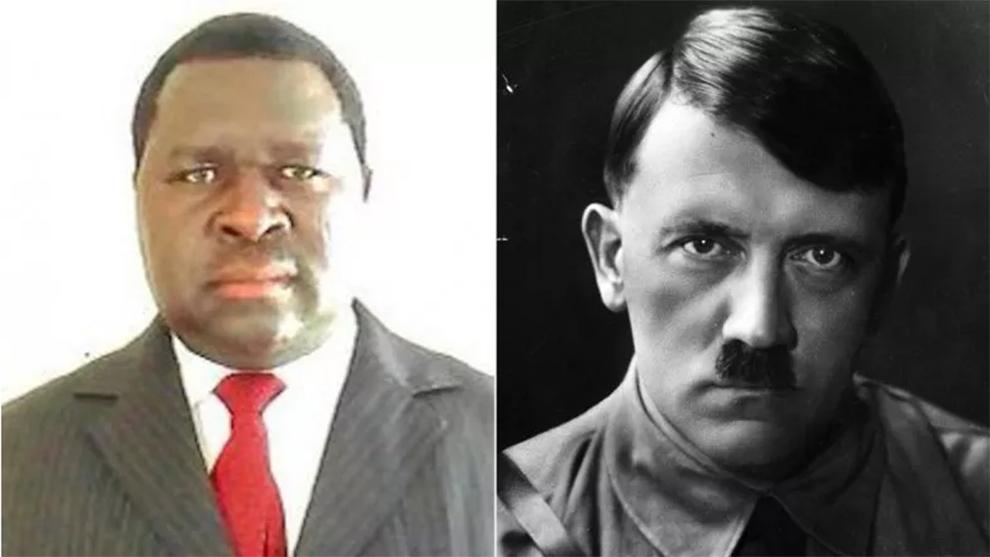 Adolf Hitler elecciones Namibia.