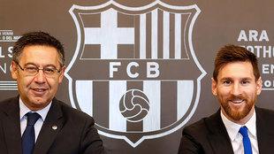 """""""No vender a Messi y lo que cada día parece más claro"""""""