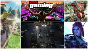 Los mejores videojuegos de la semana