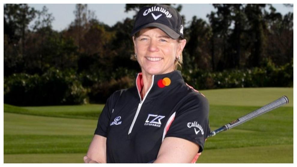 Annika Sorenstam, próxima presidenta del golf mundial.
