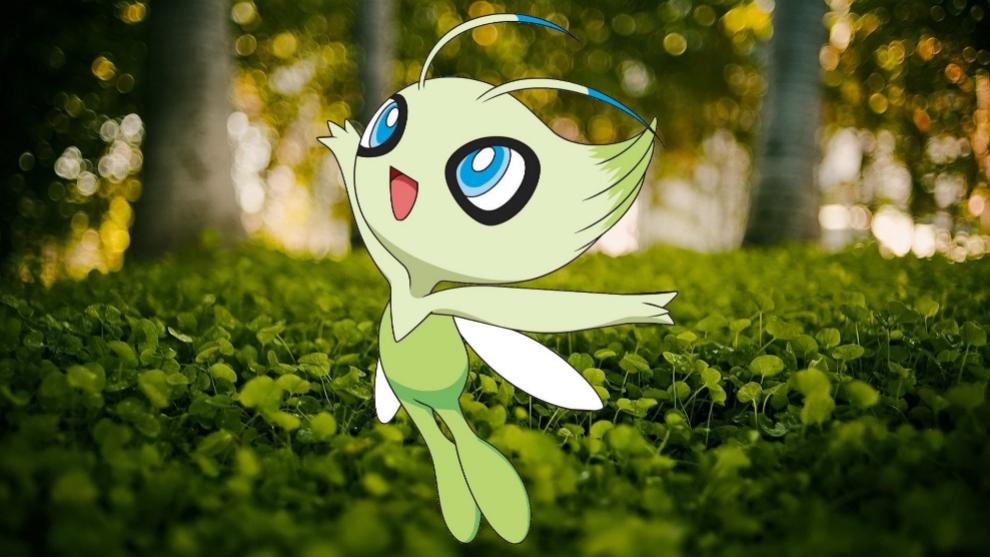 A base de investigaciones podremos capturar a Celebi shiny en Pokémon...
