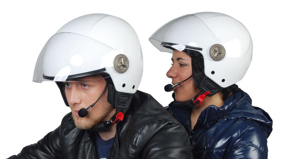 Los intercomunicadores para las motos serán legales en 2021