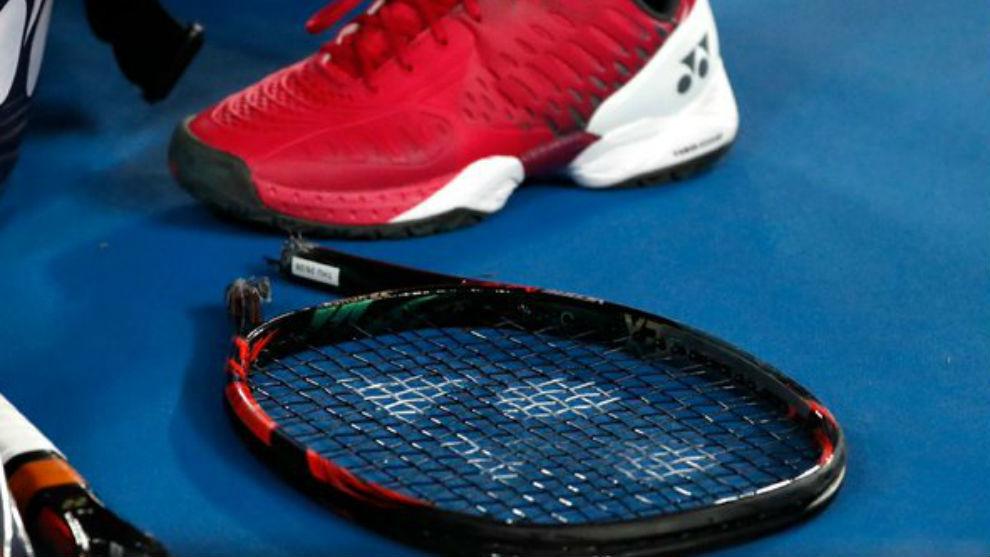 Vetan de por vida a tenista ucraniano por amaño de partidos