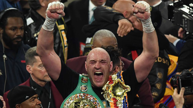 Tyson Fury rejects BBC nomination for Sports Personality of the Year