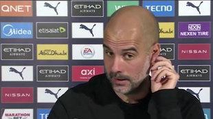 La broma de Guardiola para decir cuándo se va a retirar: ¿te crees a Pep?