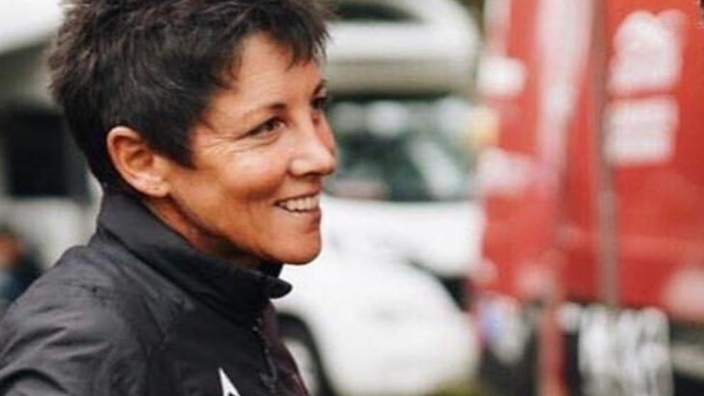 Cherie Pridham en una imagen de archivo
