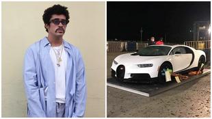 Bad Bunny ha enviado su Bugatti a EEUU por el gran revuelo creado en...