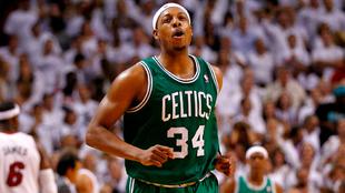 Paul Pierce en su etapa con los Boston Celtics