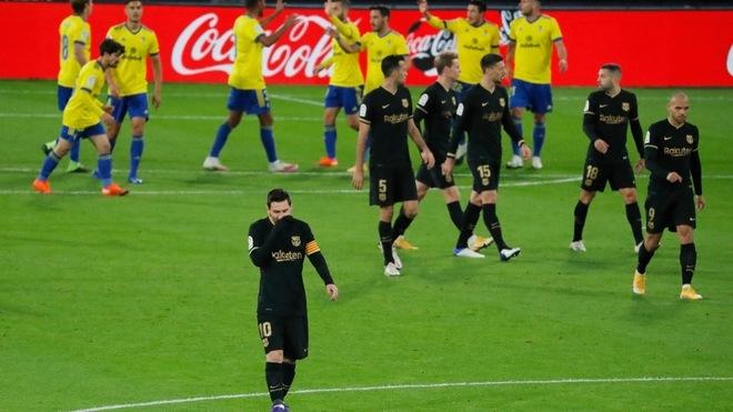Cádiz vs Barcelona: Cádiz frena al Barcelona y sigue fuera de puestos  europeos | MARCA Claro México