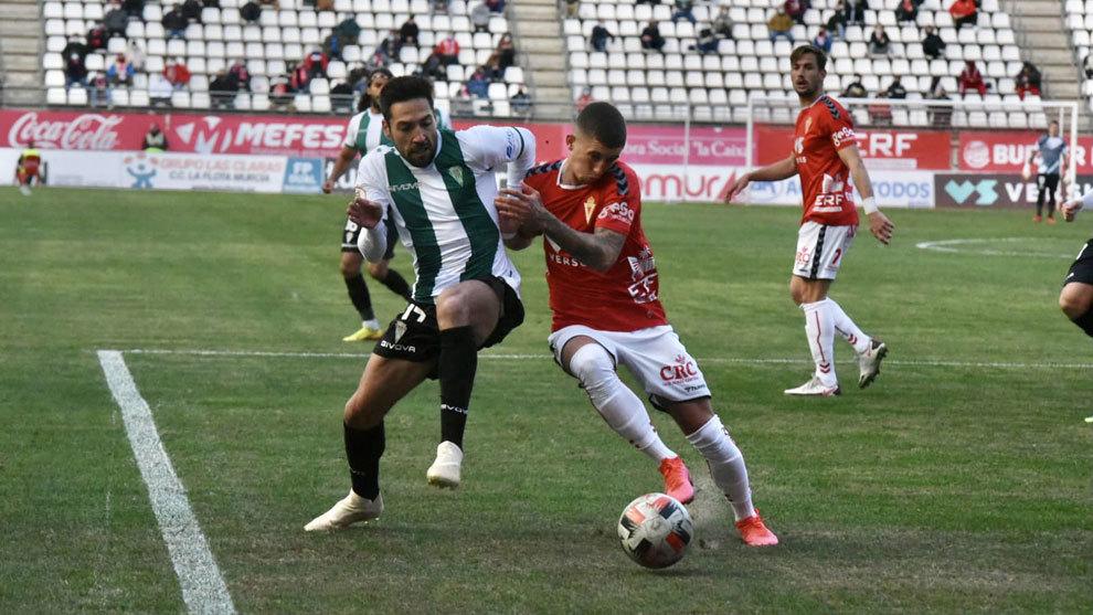 Pablo Alfaro inicia con buen pie su etapa en el Córdoba