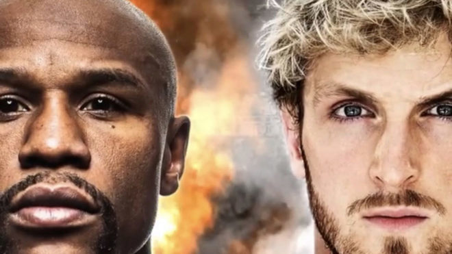 Floyd Mayweather to face YouTuber Logan Paul