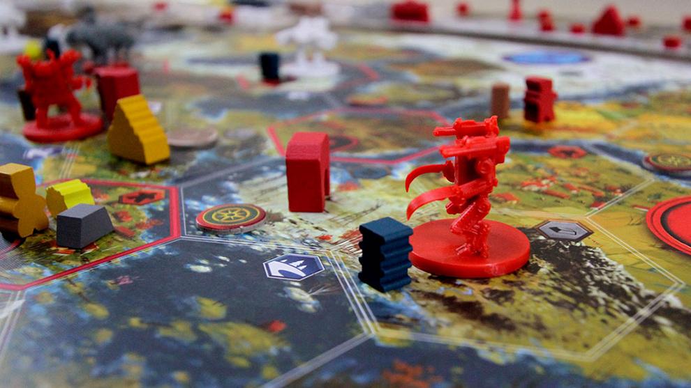 Scythe | Maldito Games