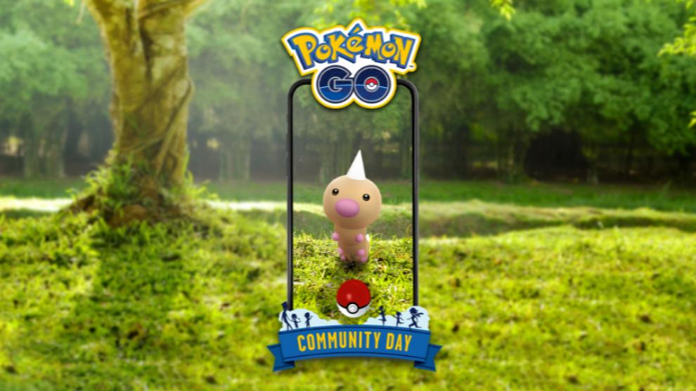 Weedle aparecerá salvaje en Pokémon GO durante el 12 de diciembre, con motivo del Día de la Comunidad.