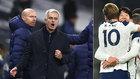 Mourinho, Kane y Son.