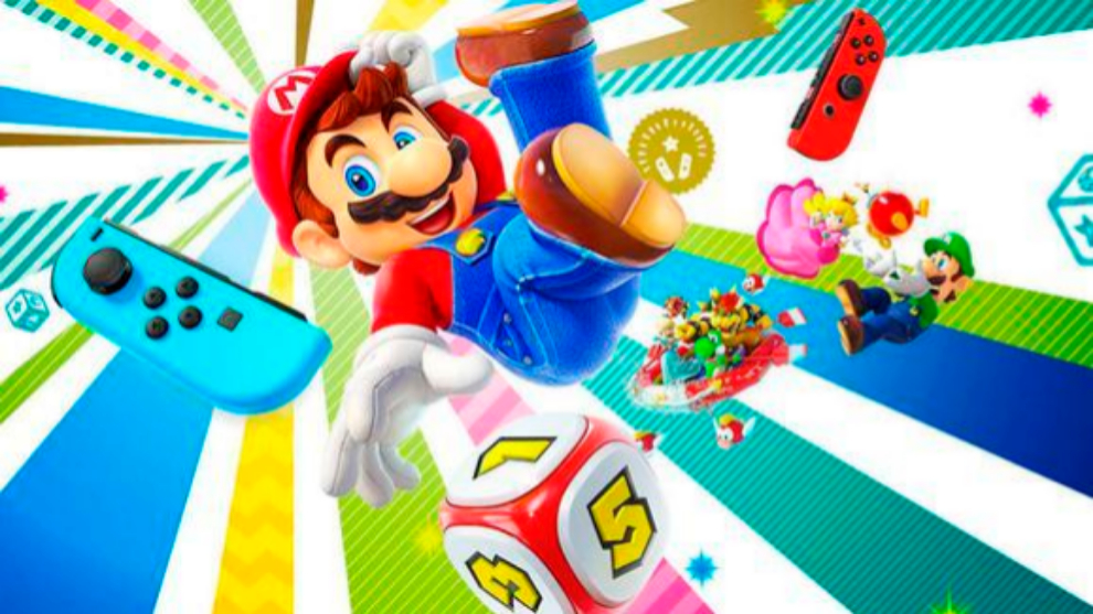 Mario Bros Nintendo Switch