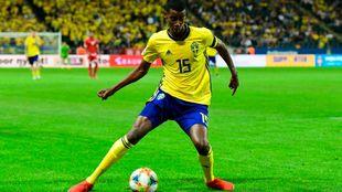 Isak, con Suecia.