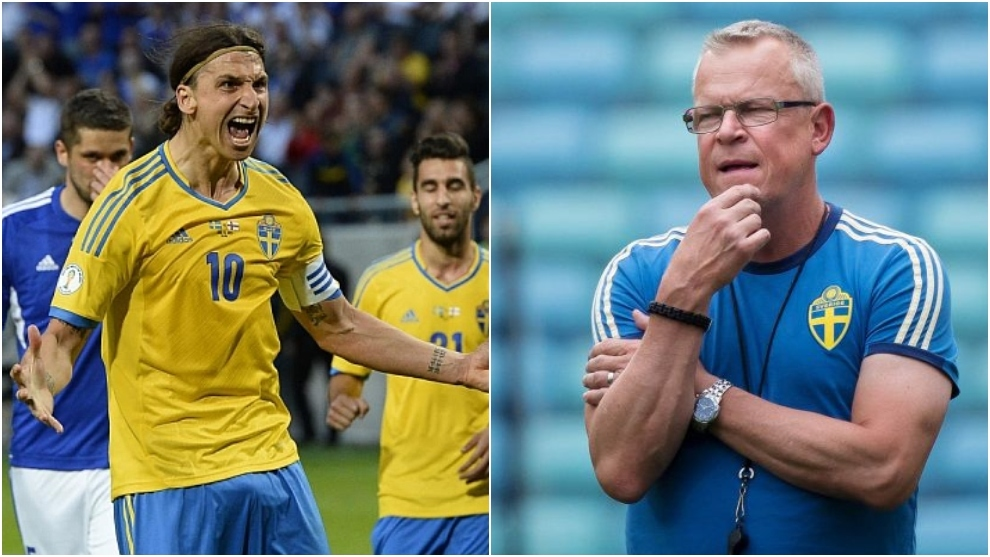 Could Zlatan Ibrahimovic return to the Sweden national team?
