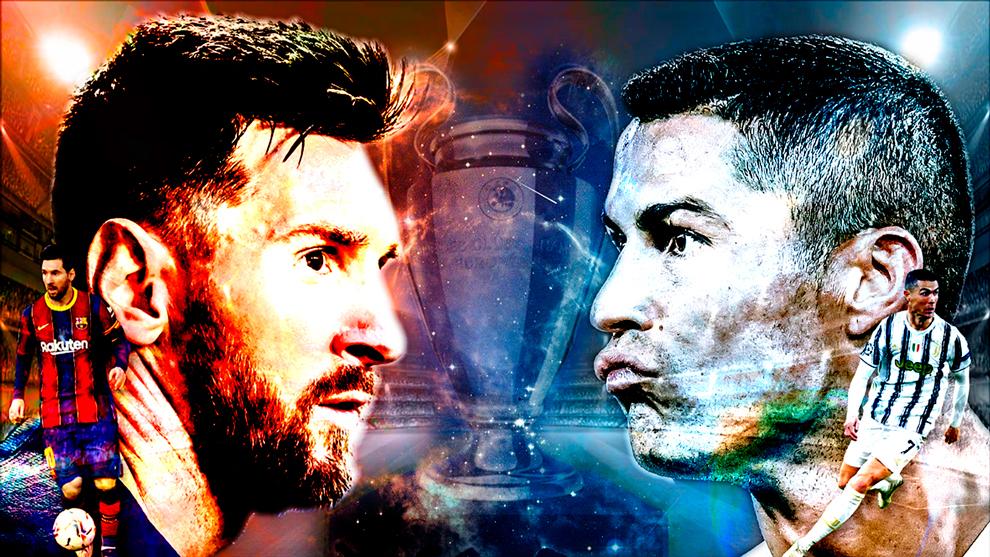 Messi y Cristiano: los reyes del fútbol vuelven a retarse